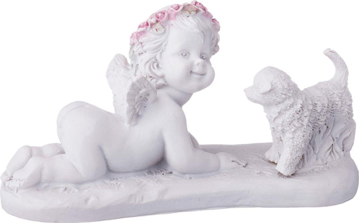 Фигурка декоративная Lefard Amore, 390-1132, 6 х 4 х 11,5 см фигурка декоративная you ll loveкотики 73101 4 х 4 х 8 см 5 шт