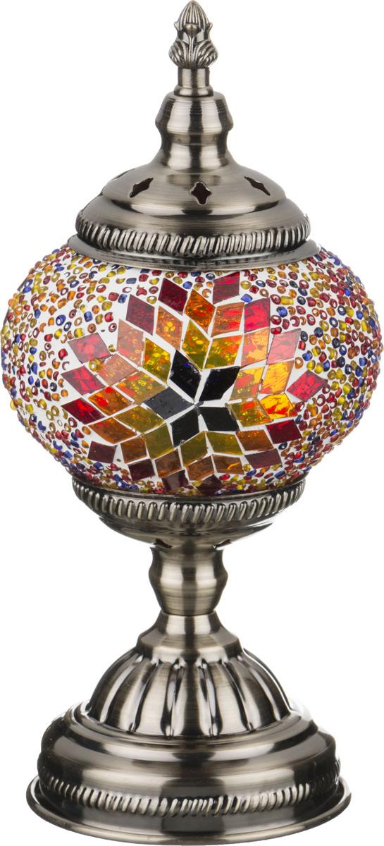 Настольный светильник Lefard, с плафоном, 212-062, цоколь Е14, 5 Вт