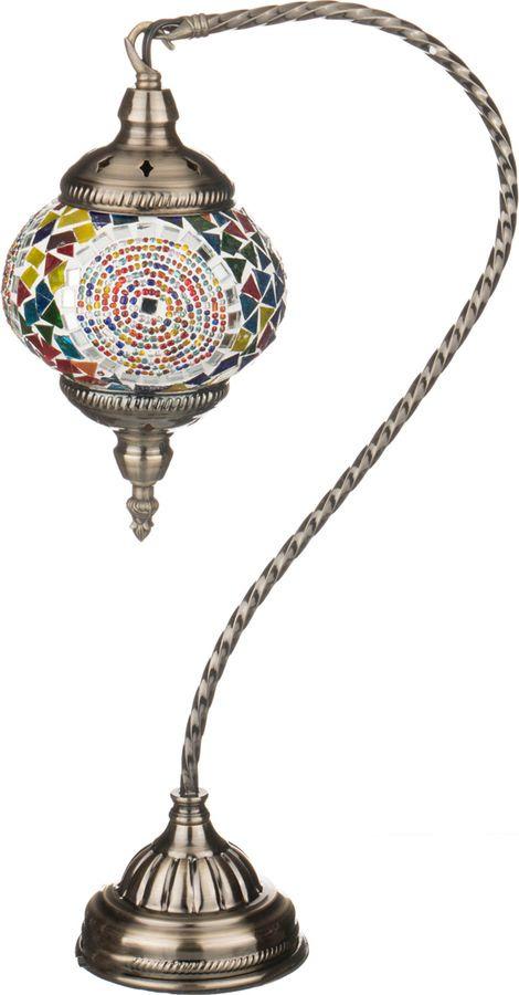 Настольный светильник Lefard, с плафоном, 212-049, цоколь Е14, 5 Вт