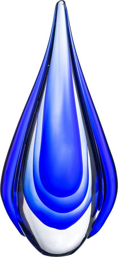 цены на Фигурка декоративная Lefard Капля, 246-176, 12 х 8 х 23 см  в интернет-магазинах
