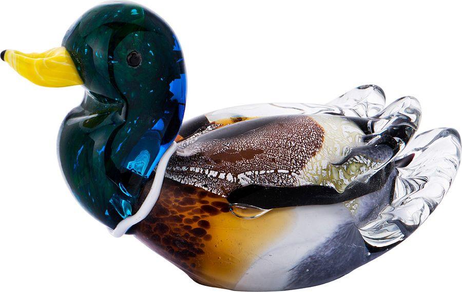 Фигурка декоративная Lefard Уточка, 246-207, 10 х 9 х 13,5 см фигурка декоративная lefard йога кот 162 315 5 х 5 х 10 см