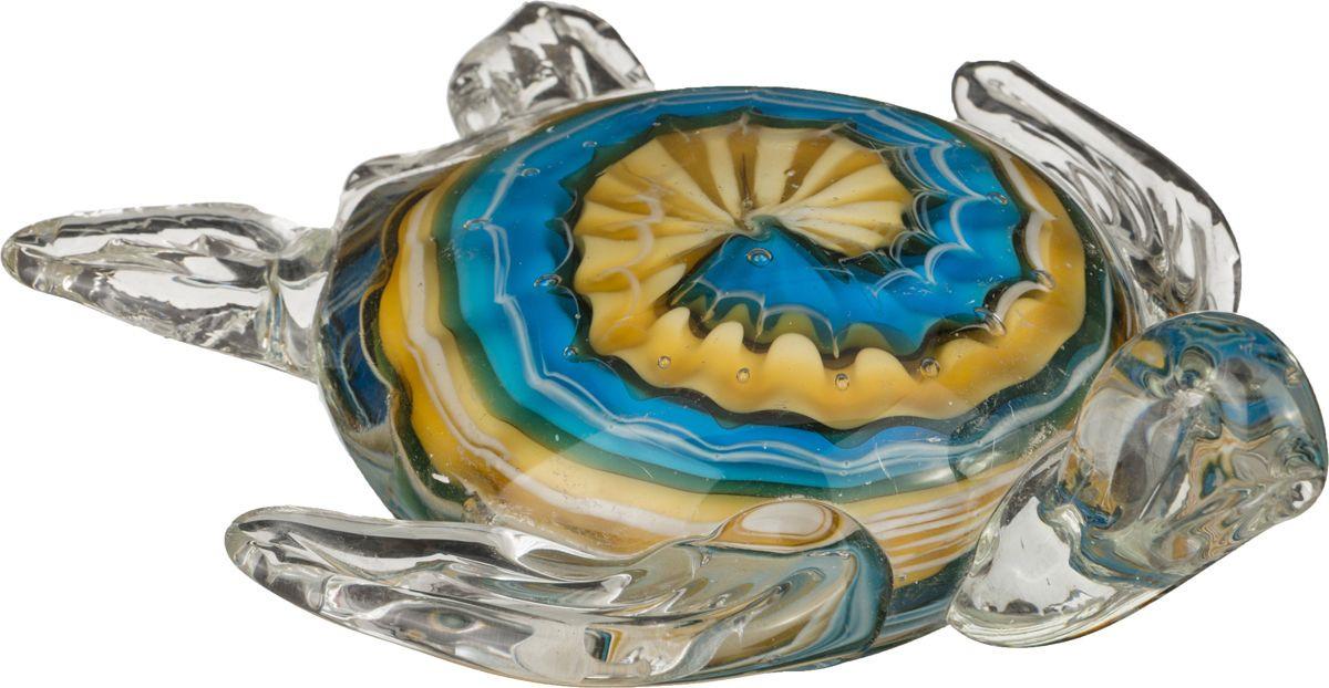 Фигурка декоративная Lefard Черепаха, 246-085, 15 х 5 х 17 см все цены
