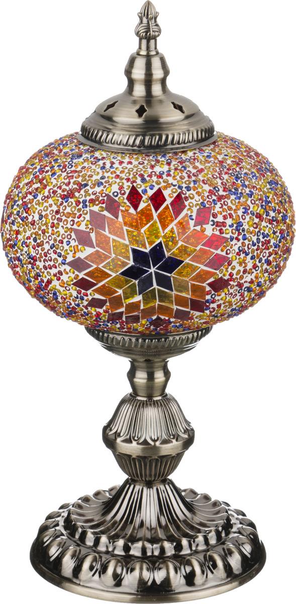 Фото - Настольный светильник Lefard, с плафоном, 212-067, цоколь Е14, 5 Вт настольный светильник task
