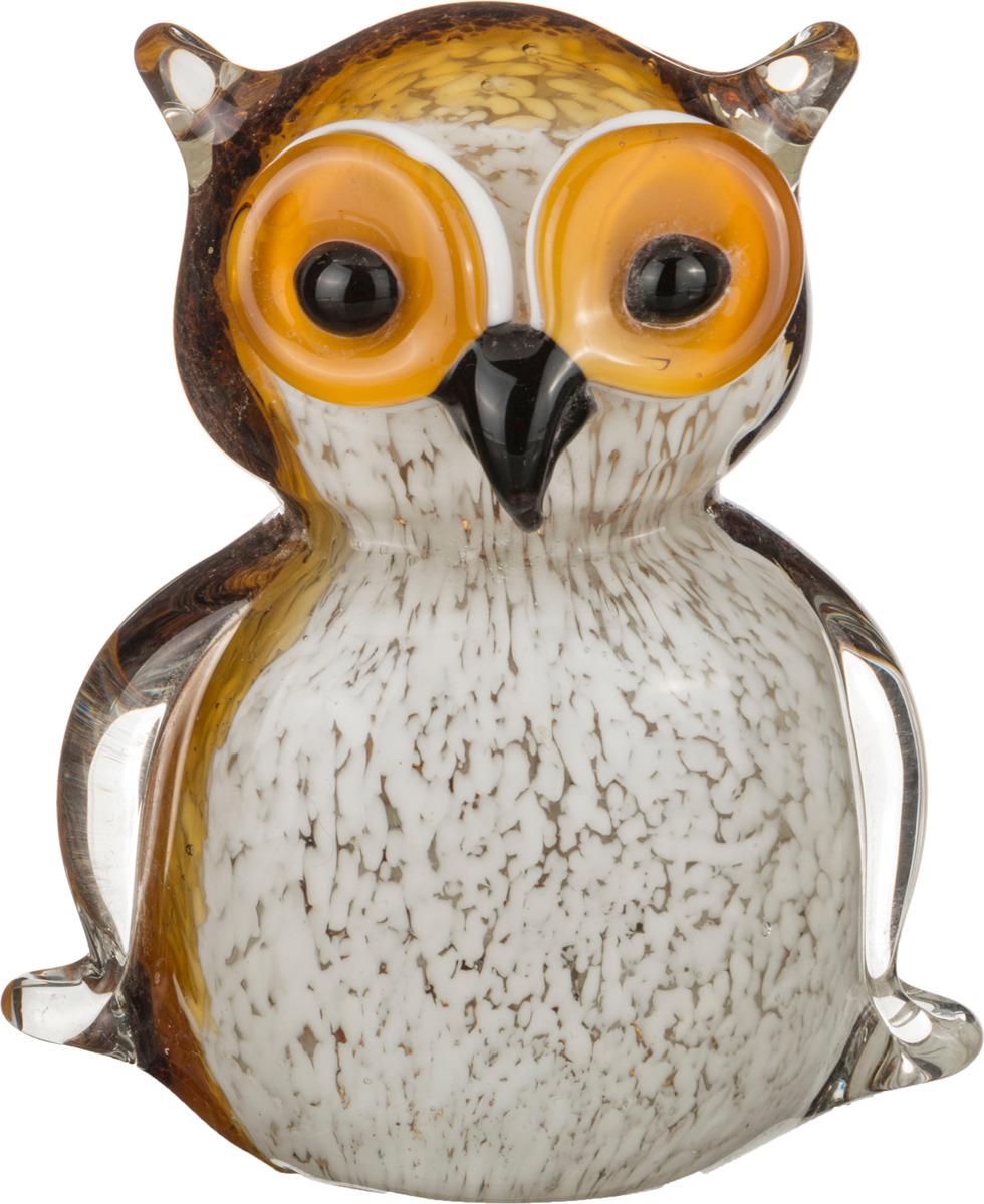 Фигурка декоративная Lefard Сова, 246-104, 9 х 7 х 12 см салфетница lefard сова 7 х 3 5 х 8 см