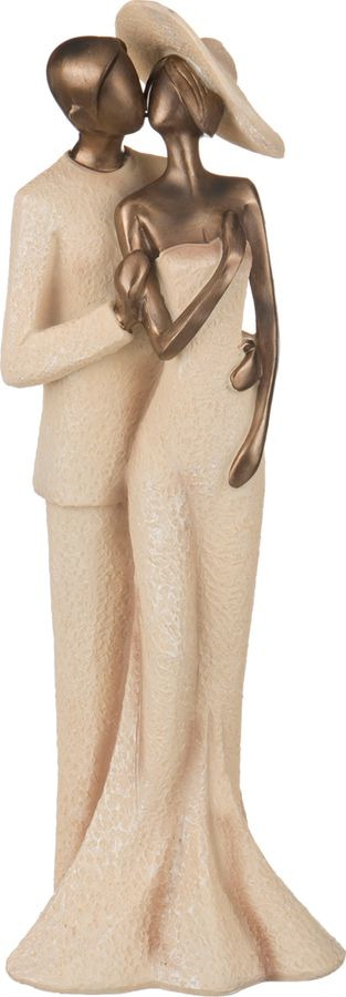 Статуэтка Lefard Фьюжн Влюбленные, 162-210, 10 х 10 х 39 см