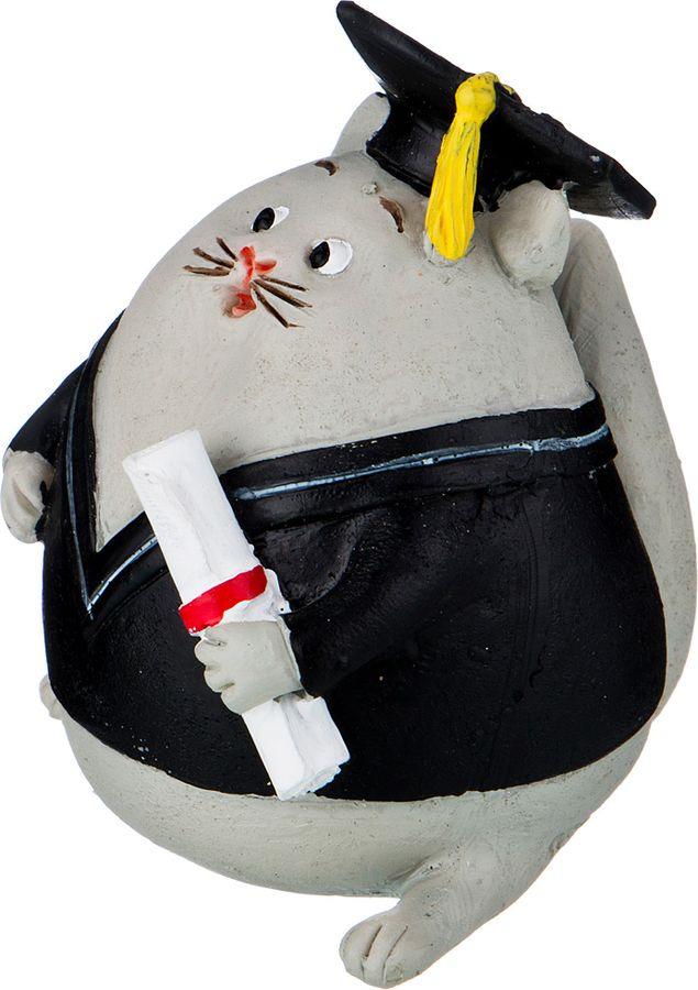 Фигурка декоративная Lefard Кот, 450-726, 6 х 5 х 7 см фигурка декоративная lefard йога кот 162 315 5 х 5 х 10 см
