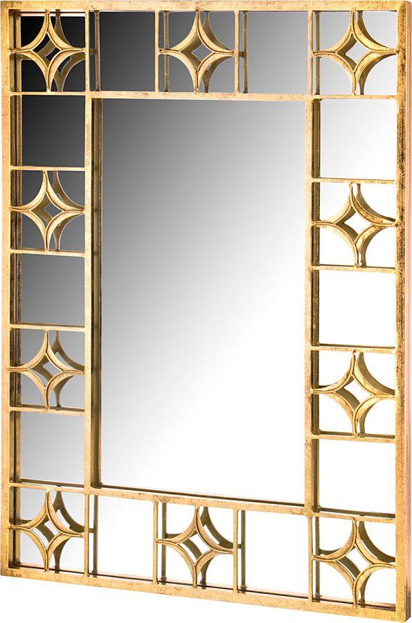 Зеркало настенное Lefard, 721-108, 65 х 90 см зеркало настенное d117 см