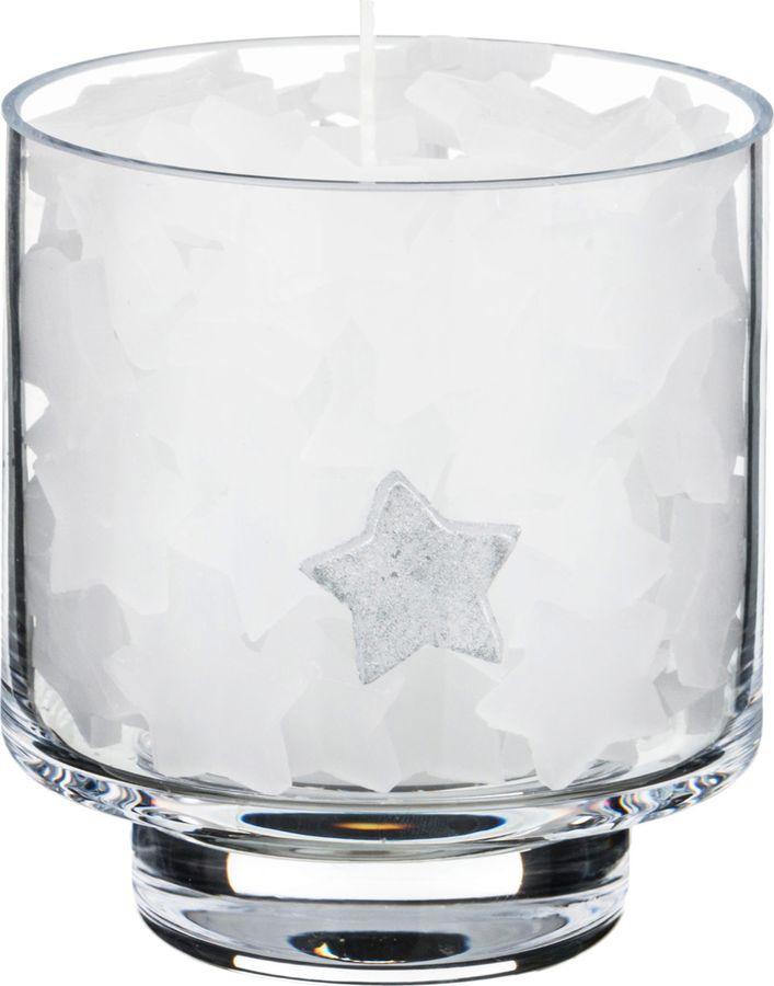 Свеча декоративная Lefard Стелла, 315-107, 10 х 10 х 11 см