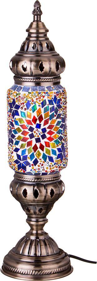 Настольный светильник Lefard, с плафоном, 212-070, цоколь Е14, 5 Вт
