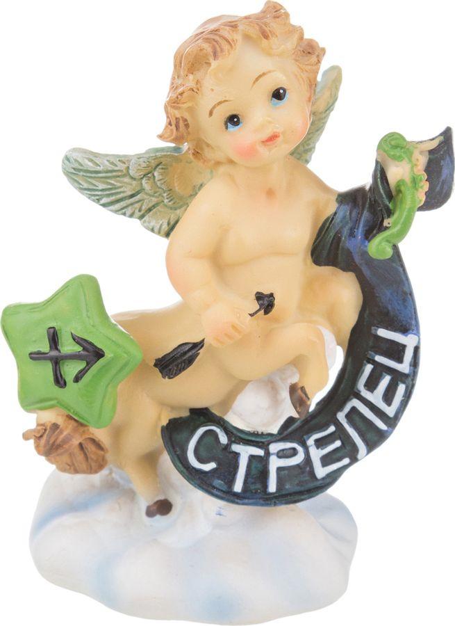 Фигурка декоративная Lefard Знаки Зодиака Знак Зодиака Стрелец, 390-531, 5 х 3 х 7 см wight angel весы знаки зодиака