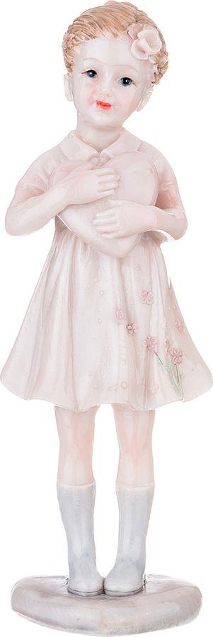 Статуэтка Lefard, 162-481, 6 х 5 х 15,5 см фигурка декоративная lefard йога кот 162 315 5 х 5 х 10 см