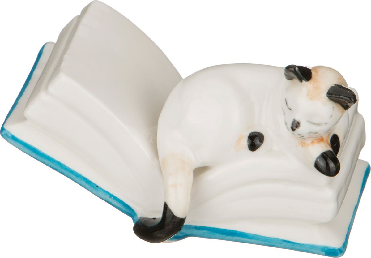 Фигурка декоративная Lefard Кошка, 101-472, 11 х 8 х 9 см цены