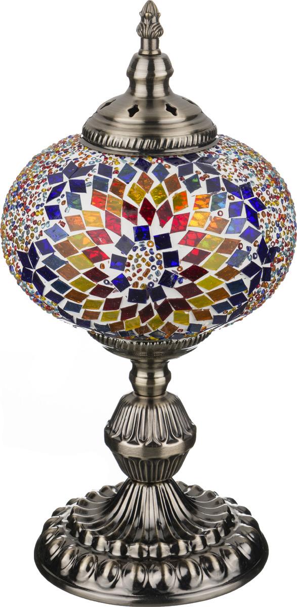 Настольный светильник Lefard, с плафоном, 212-065, цоколь Е14, 5 Вт