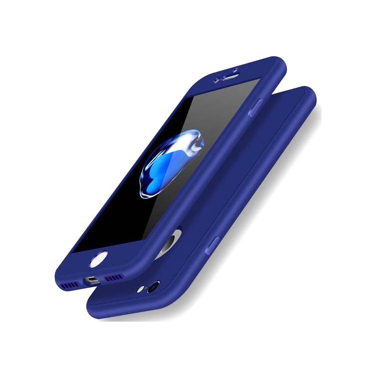 Чехол для сотового телефона No Name Силиконовый чехол для iPhone X / 7 / 8 Plus / 6S / 6 / 5 / 5S SE, синий чехол для сотового телефона no name силиконовый чехол для iphone x 7 8 plus 6s 6 5 5s se розовый