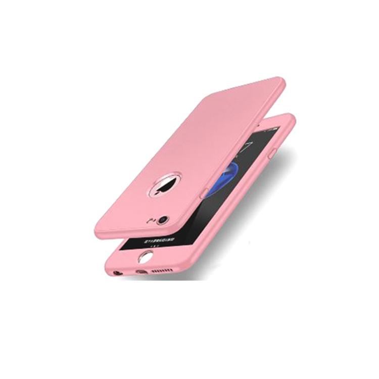 Чехол для сотового телефона No Name Силиконовый чехол для iPhone X / 7 / 8 Plus / 6S / 6 / 5 / 5S SE, розовый чехол для сотового телефона no name силиконовый чехол для iphone x 7 8 plus 6s 6 5 5s se розовый