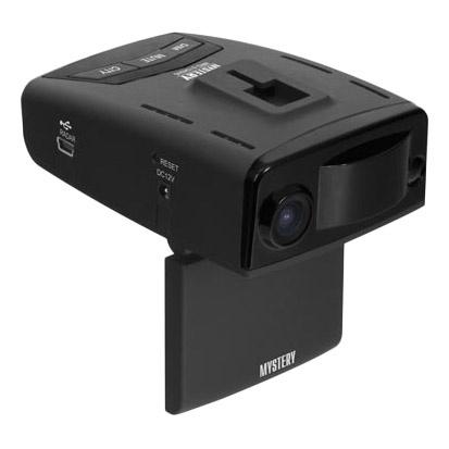 Видеорегистратор с радар-детектором Mystery MRD-815HDVS видеорегистратор mystery mrd 830hdvs