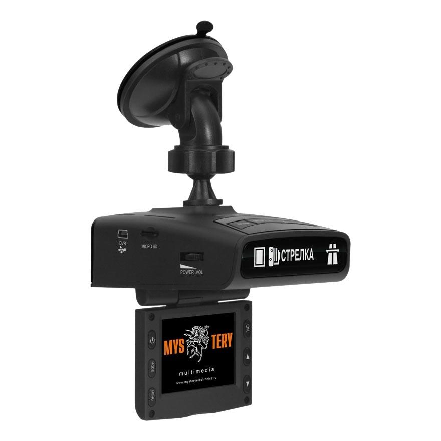 Видеорегистратор с радар-детектором Mystery MRD-830HDVS видеорегистратор mystery mrd 830hdvs