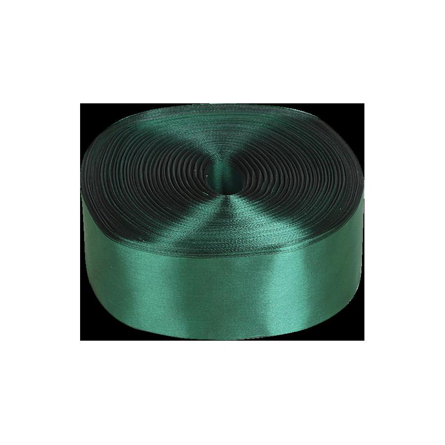 Лента Свадьба атласная, тёмно-зелёная, ширина 5см, длина 98м лента свадьба атласная тёмно зелёная ширина 10см длина 98м