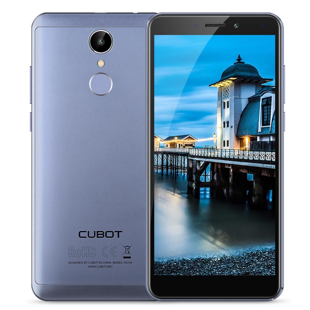 Смартфон Cubot Nova 3/16GB, синий