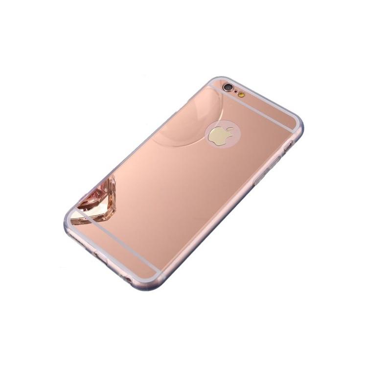 Чехол для сотового телефона No Name Защитный чехол для Apple iPhone 7 6 6s Plus 5 5s 5SE 4 4s, розовый чехол для для мобильных телефонов oem iphone 6 4 7 iphone 6 for iphone 6 4 7inch