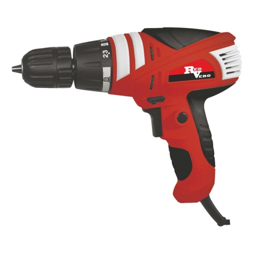 Дрель-шуруповерт RedVerg 2155000459803 drill driver battery redverg rd sd320 1