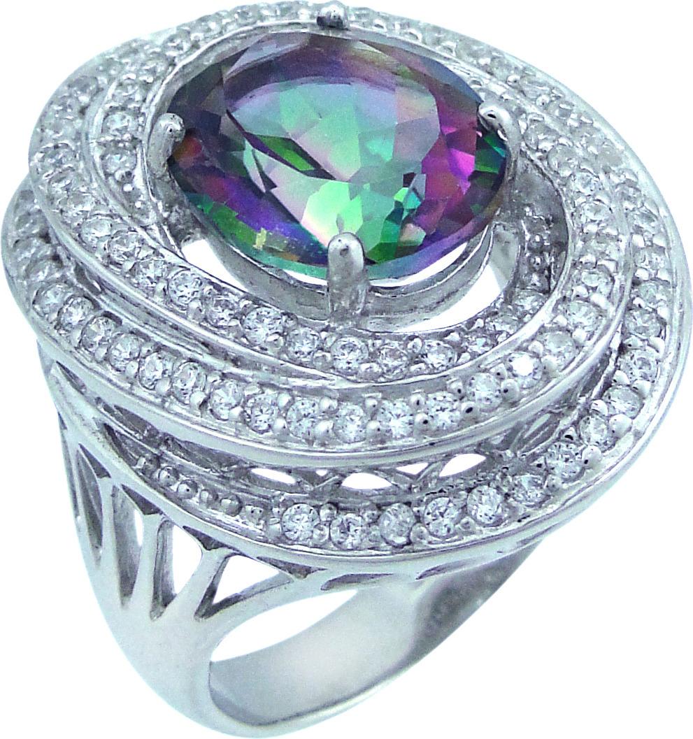 Кольцо Balex Jewellery, серебро 925, кварц, фианит, 18,5, 1405937650СереброКольцо 1405937650. Размер 18,5. Серебро 925 пробы. Вставки: кварц мистик природный Ов 12х10/фианит. Покрытие: родийСоветы по замеру размеров колец: • Не замеряйте замерзшие пальцы, в этот момент их размер отличается от обычного. Для точного определения размера, замеряйте ваш палец в конце дня, когда его размер является наибольшим. • Определите, размер какого пальца вам необходимо узнать. Помолвочные и обручальные кольца принято носить на безымянном пальце правой руки. • Если вам подходят два размера, стоит выбрать больший. • Если сустав шире самого пальца – измеряйте диаметр сустава. • Если вы хотите приобрести кольцо с ободком шире 4 мм, его размер должен быть примерно на полразмера больше обычного.