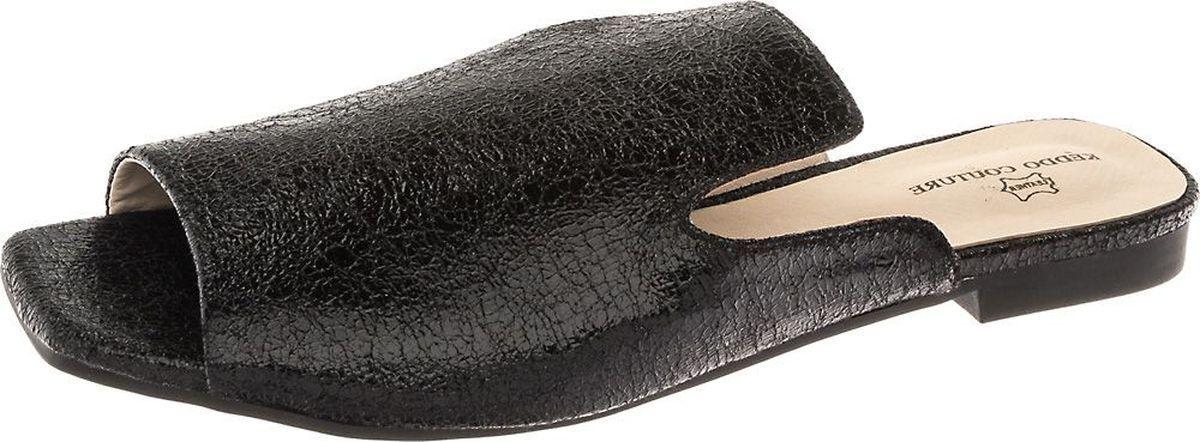 Туфли женские Keddo, цвет: черный. 897197/01-02. Размер 37897197/01-02