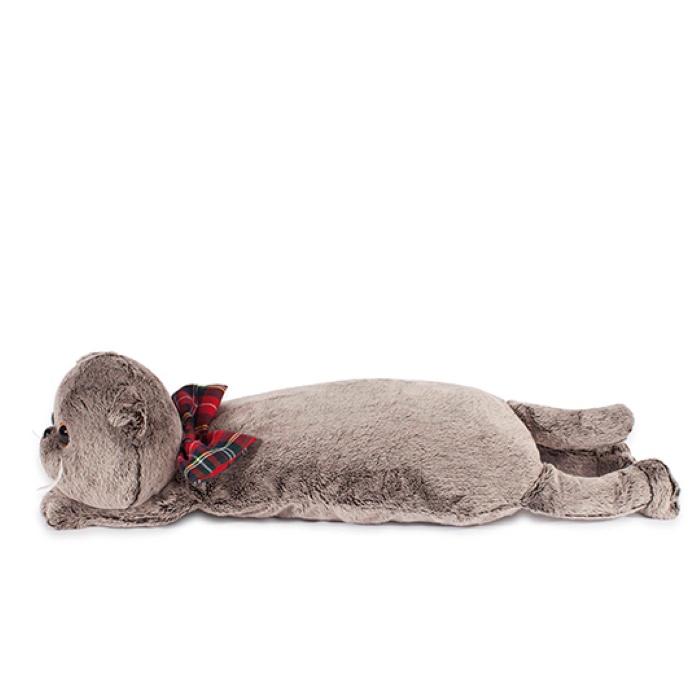Мягкая игрушка Budi Basa Кот Басик подушка, 40 см