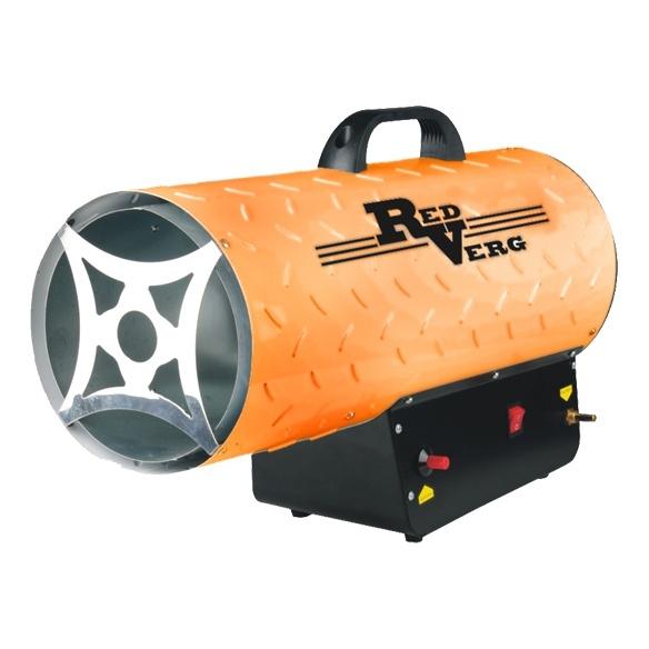 лучшая цена Тепловая пушка RedVerg 2155000304387