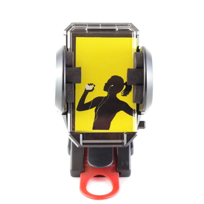 Держатель для телефона AUTOLUXE сотового телефона, раздвижной универсальный на руль велосипеда, черный все цены