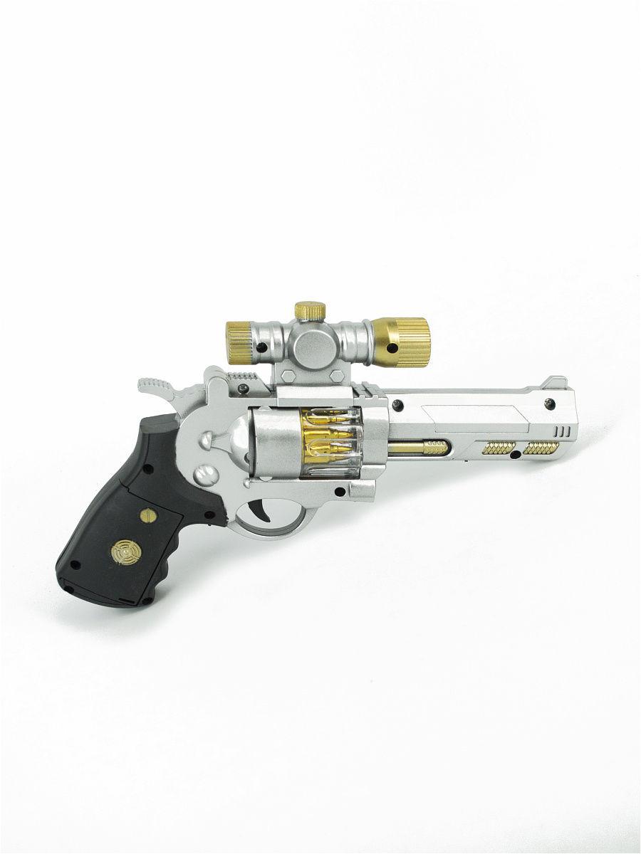 Пистолет игрушечный DOLEMIKKI WJ0091-