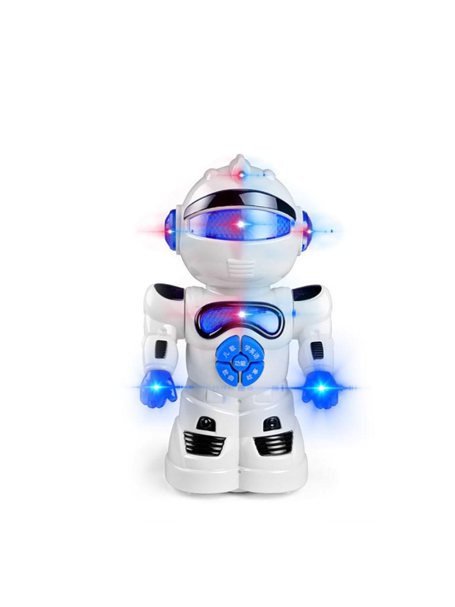 Игрушечный робот DOLEMIKKI WJ0098 игрушечный робот little tikes вращающийся робот 647536e4c 647536 розовый