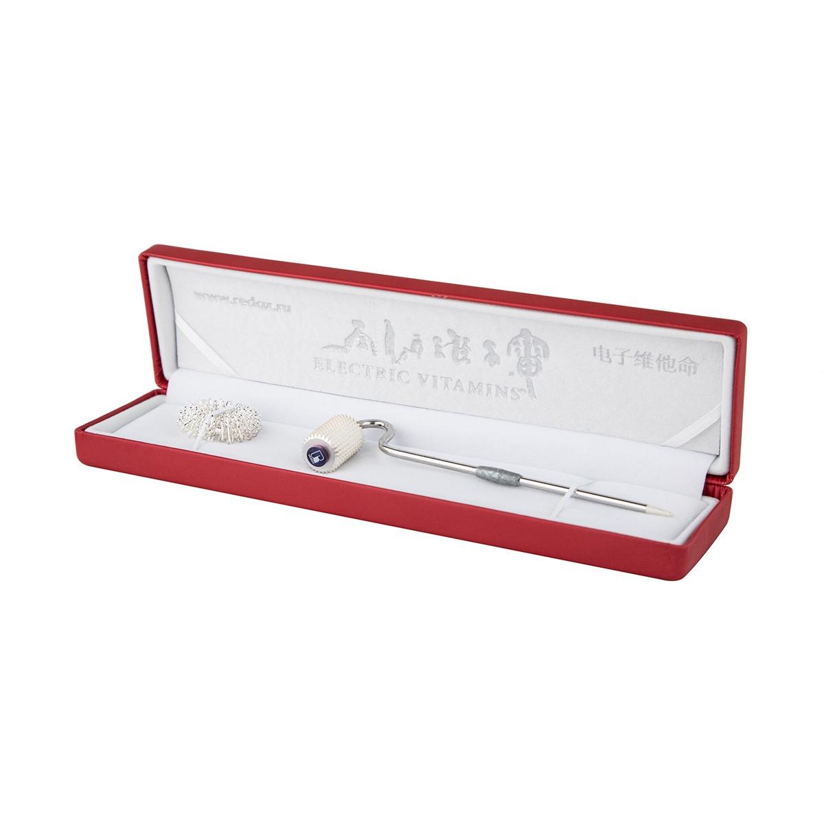 Роликовый аппликатор Редокс - с цинковой вставкой, до 40 мкА цена