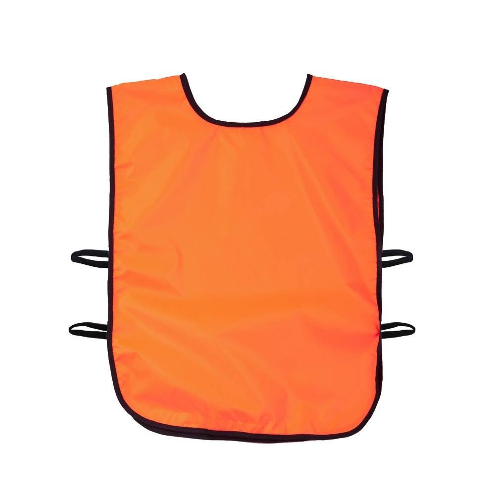 Манишка футбольная RGX, оранжевый 44-174 размерAC-MU-02-02Спортивная манишка разработана специально для футбольных тренировок. Благодаря яркой расцветке игроки вашей команды с легкостью распознают вас на поле. Наличие резинки позволит вам надеть манишку даже на толстую верхнюю одежду, а влагонепроницаемое покрытие не даст ей промокнуть под дождем. После тренировки манишку достаточно протереть мокрой тряпкой, вывернуть наизнанку и просушить. Манишка изготовлена из легкого материала - 100 % полиэстр. Хранить в сухом проветриваемом помещении. Размер: 42-46 Ширина без резинки: 46 см. Высота: 62 см. Страна изготовитель: Россия.