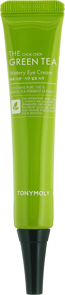 Крем для век Tony Moly The Chok Chok Green Tea Watery Eye Cream, 30 мл цены