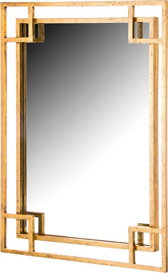 Зеркало настенное Lefard, 721-109, 50 х 70 см721-109ЗЕРКАЛО НАСТЕННОЕ 61*5.5*81 СМ. 70*50 СМ