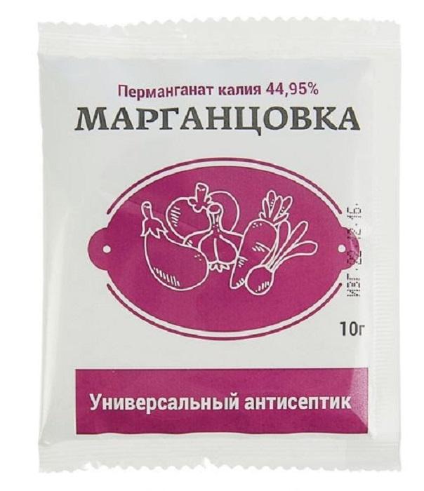Удобрение Марганцовка 44,9%