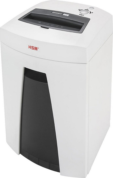 Шредер HSM C18-3.9, белый