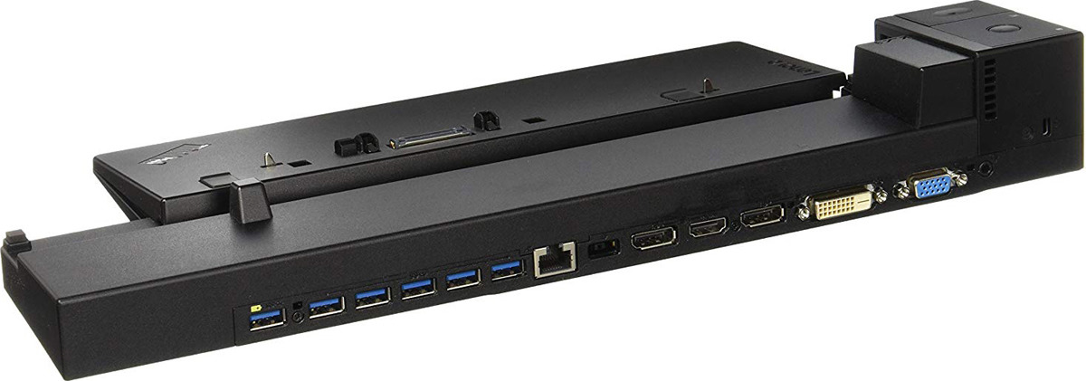 Стыковочная станция Lenovo ThinkPad P50/P70, 40A50230EU Lenovo