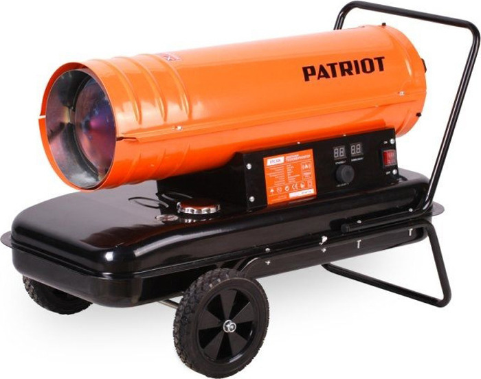 Тепловая пушка дизельная Patriot DTС 228, оранжевый, 22000 Вт