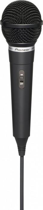Микрофон проводной Pioneer DM-DV10, черный цена