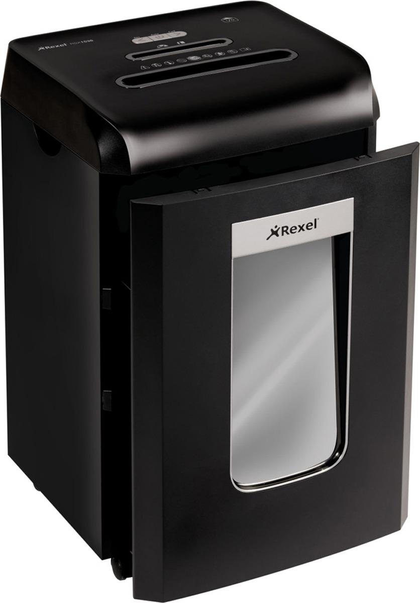 Шредер Rexel Promax RSX1538, черный