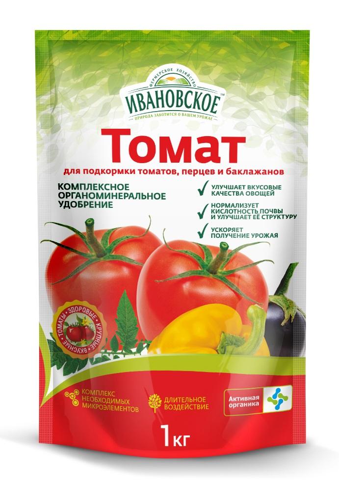 Удобрение Фермерское хозяйство Ивановское Томат, серый удобрение фермерское хозяйство ивановское биогумус универсальный суперконцентрат 500 мл