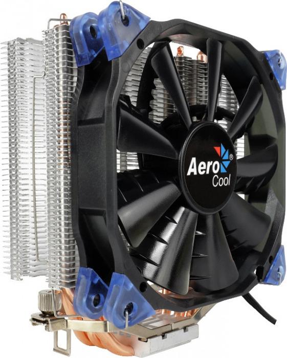 Устройство охлаждения Aerocool, VERKHO 4 PWM