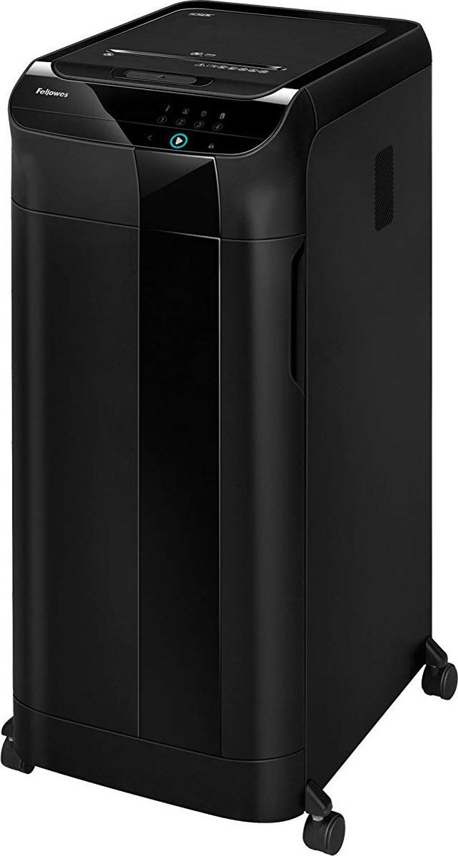 Шредер Fellowes AutoMax 550C, черный мфу с автоподачей