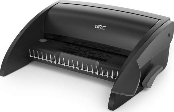 Переплетчик GBC CombBind C100 comix cm 3006 толщина 30 мм энергосберегающие финансовые документы переплетная машина машина для склеивания горячей клепки
