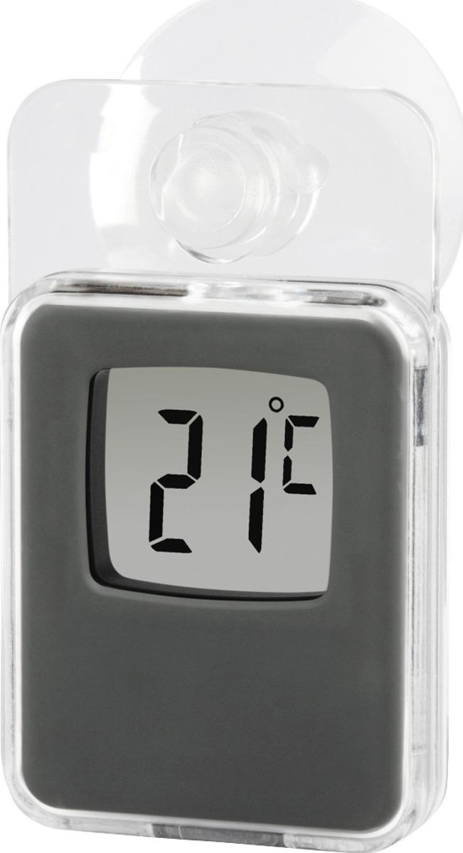 лучшая цена Термометр Hama, 00176935, серый