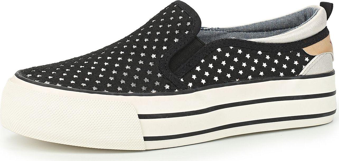 Слипоны Wrangler Halley Slip On mesh patchwork slip on round toe mens shoes