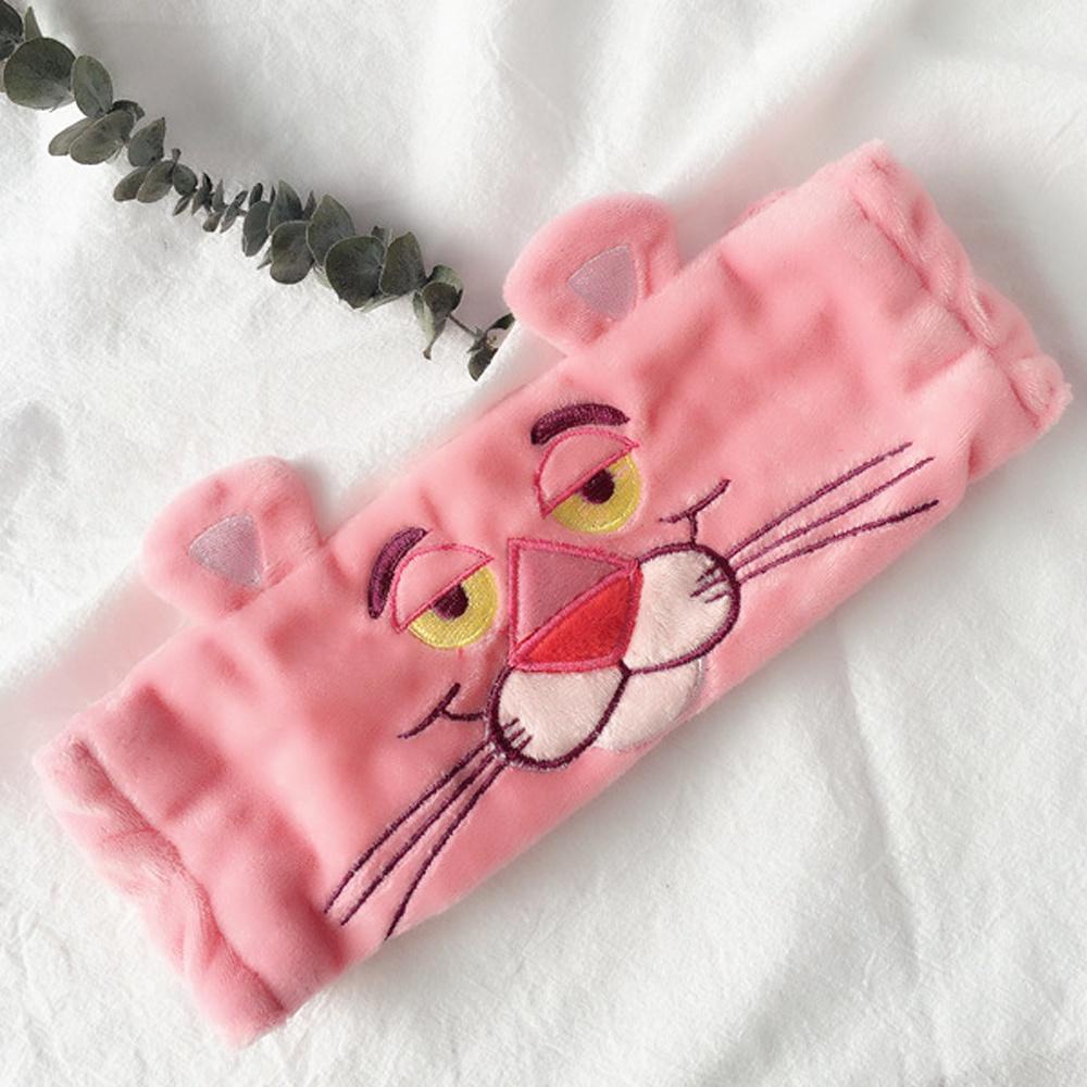 Повязка для волос Повязка на голову (розовая пантера), розовый повязка на голову женская