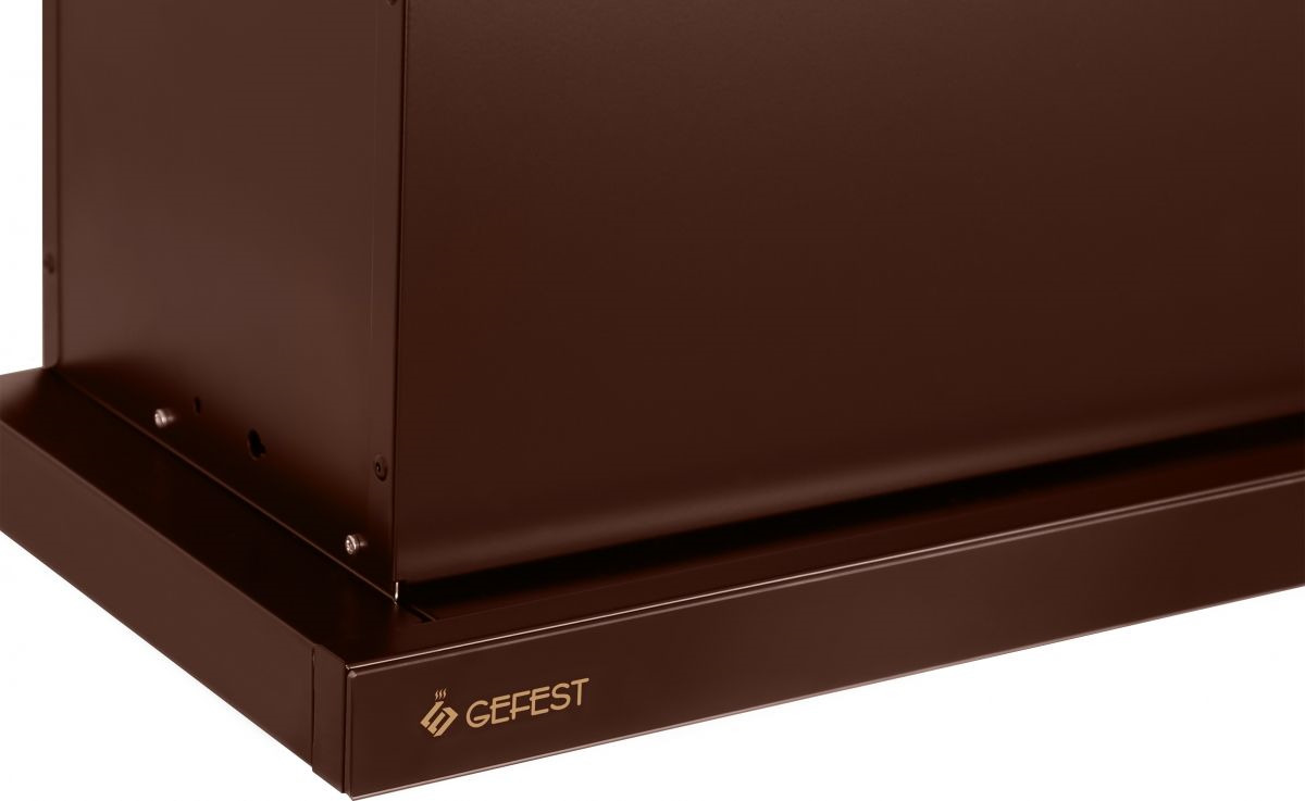Вытяжка Gefest ВО 4501 К4, коричневый Gefest